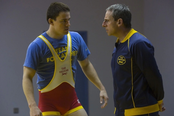 Foxcatcher Channing Tatum Steve Carell