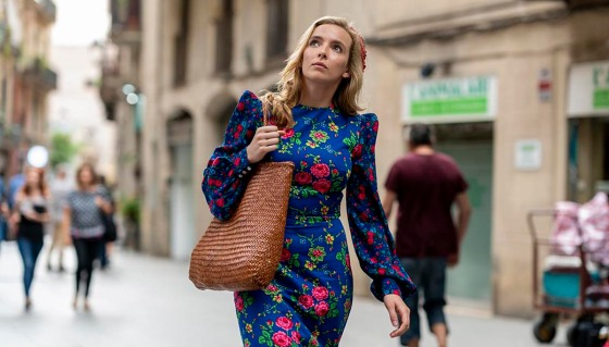 villanelle killing eve moda